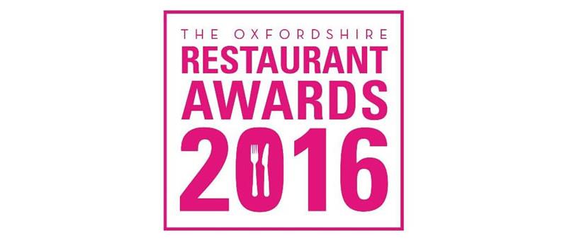 Oxfordshire Restaurant Awards