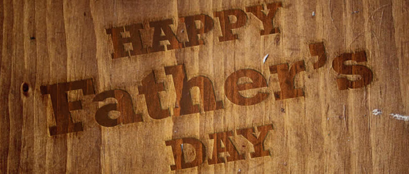 FATHERS DAY : Sunday 18 June 2016